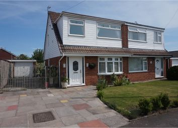 Thumbnail 3 bed semi-detached house for sale in West Meade, Maghull