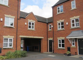Thumbnail 2 bed end terrace house for sale in Blakeholme Court, Burton-On-Trent
