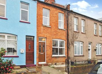 Thumbnail 2 bed terraced house for sale in Station Avenue, Southend-On-Sea, Essex