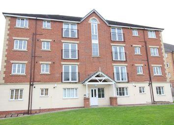 Thumbnail 2 bed flat for sale in Moorcroft, Ossett
