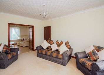 Thumbnail 3 bed flat for sale in Mccall Avenue, Cumnock