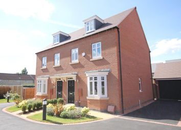 "Thumbnail 3 bed end terrace house for sale in ""Kennett"" at Dunbar Way, Ashby-De-La-Zouch"