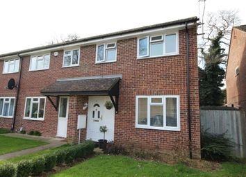 Thumbnail 3 bed end terrace house for sale in Lucey Close, Tilehurst, Reading