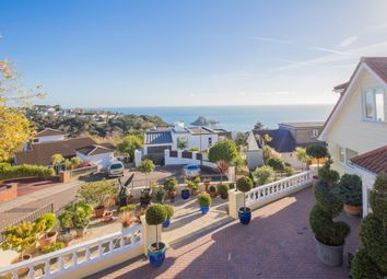 Thumbnail 4 bedroom detached house for sale in Oxlea Close, Torquay
