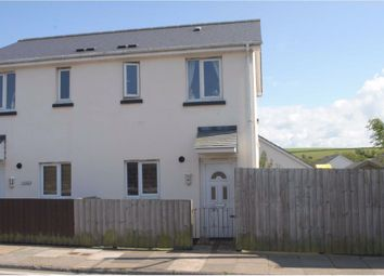 Thumbnail 2 bed property to rent in Handy Cross, Bideford, Devon