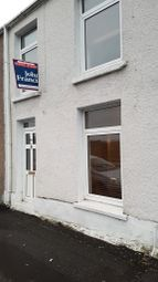 Thumbnail 3 bedroom terraced house to rent in Neath Road, Morriston, Swansea