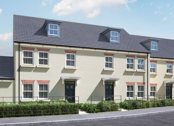 "Thumbnail 5 bed terraced house for sale in ""The Ripley"" at Pioneer Way, Bicester"