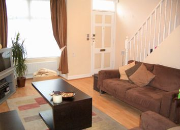 Thumbnail 2 bedroom terraced house for sale in Wentworth Road, Croydon