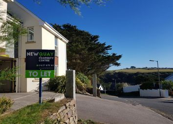 Thumbnail 2 bed flat to rent in Trehellan Heights, Newquay