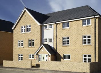 Thumbnail 2 bed flat for sale in Manor Fields, Thornhill Road, Steeton, West Yorkshire