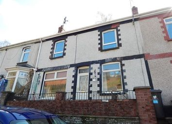 Thumbnail 3 bed terraced house for sale in Blaencuffin Road, Llanhilleth