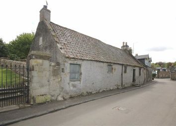 Thumbnail 1 bed end terrace house for sale in Garden Cottage, West Port, Falkland, Fife