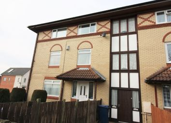 Thumbnail 2 bedroom flat to rent in Hallow Drive, Throckley