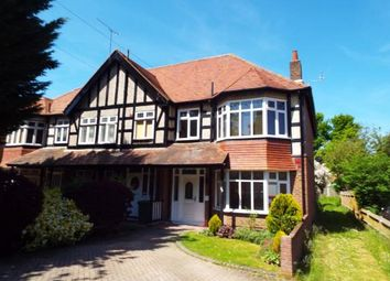 Thumbnail 2 bed end terrace house for sale in Burgess Road, Southampton