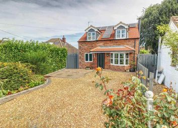 Thumbnail 3 bed detached house for sale in Mill Lane, Downham Market