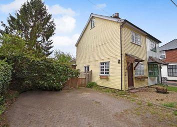 Thumbnail 3 bed semi-detached house for sale in Main Road, Edenbridge