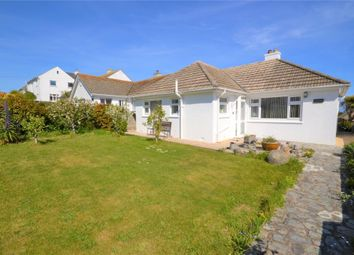 Thumbnail 2 bed detached bungalow to rent in Barbican Road, Looe, Cornwall