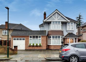 Montrose Avenue, Twickenham TW2. 4 bed detached house for sale