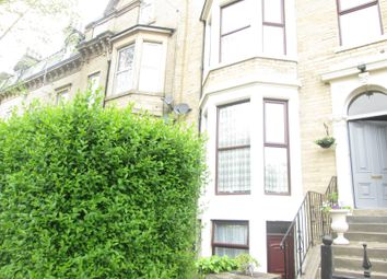 Thumbnail 2 bed flat to rent in St Pauls Road, Bradford