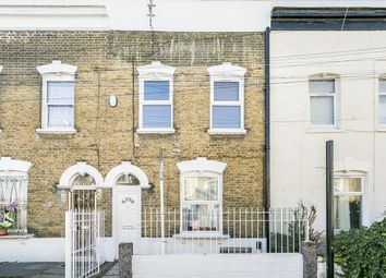 Thumbnail 3 bedroom terraced house to rent in Dames Road, London