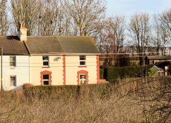 Thumbnail 4 bed semi-detached house for sale in Porters Lane, Ospringe, Faversham