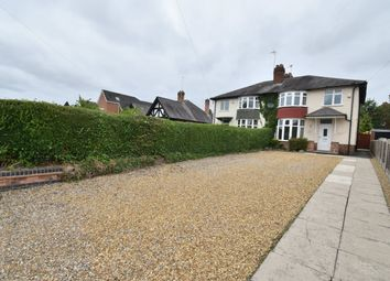 Thumbnail 3 bed semi-detached house for sale in Scraptoft Lane, Humberstone, Leicester