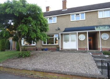 Thumbnail 4 bed terraced house for sale in School Street, Hillmorton, Rugby