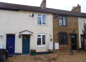 Thumbnail 2 bedroom terraced house to rent in Albert Place, Houghton Conquest, Bedford