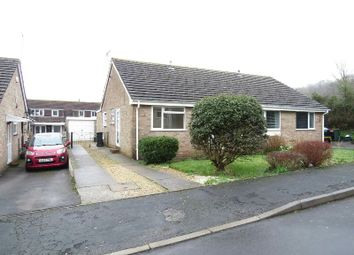 Thumbnail 3 bedroom semi-detached house to rent in Waits Close, Banwell