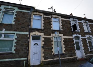 Thumbnail 3 bed terraced house to rent in Danygraig Terrace, Main Road, Cross Inn, Pontyclun