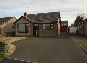 Thumbnail 3 bed detached bungalow for sale in Urswick Road, Ulverston