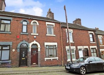 Thumbnail 2 bed terraced house for sale in Festing Street, Hanley, Stoke-On-Trent