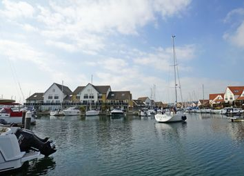 Thumbnail 4 bed town house to rent in Coverack Way, Port Solent, Portsmouth
