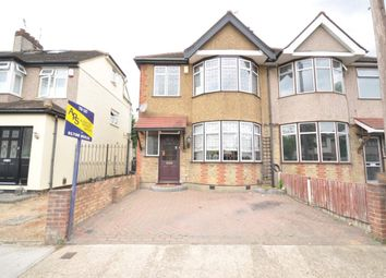 Thumbnail 4 bed property to rent in Norfolk Road, Upminster