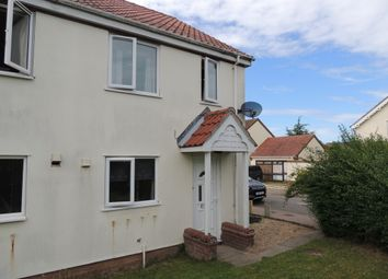 Thumbnail 2 bed end terrace house to rent in Thwaite Road, Ditchingham, Bungay