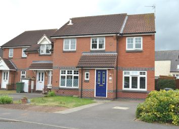 Thumbnail 4 bed semi-detached house for sale in Orchard Close, Shepshed, Leicestershire