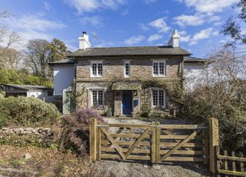 Thumbnail 4 bed detached house for sale in No Mans Land, Looe
