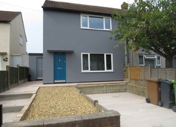 Thumbnail 2 bed semi-detached house for sale in Edinburgh Avenue, Bentley, Walsall
