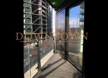 Thumbnail 2 bed flat for sale in Riverlight 4, London, London