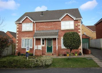 Thumbnail 4 bedroom detached house for sale in Westacott Meadow, Barnstaple