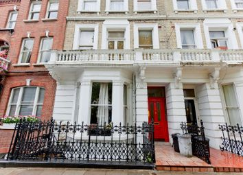 Thumbnail 3 bed maisonette to rent in Barons Court Road, London