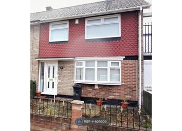 Thumbnail 3 bed terraced house to rent in Gleneagles Road, Middlesbrough