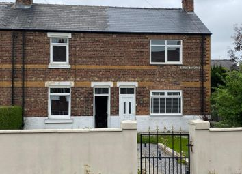 Thumbnail 3 bed terraced house to rent in Heaton Terrace, Station Town, Wingate