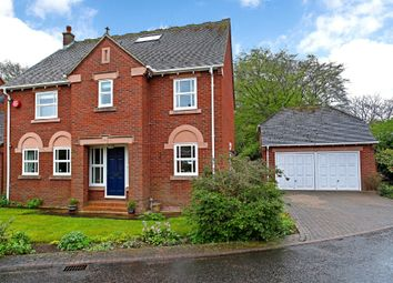 Thumbnail 5 bed detached house for sale in Silcoates Court, Wakefield