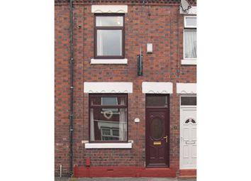 Thumbnail 2 bedroom terraced house for sale in Rill Street, Fenton, Stoke-On-Trent