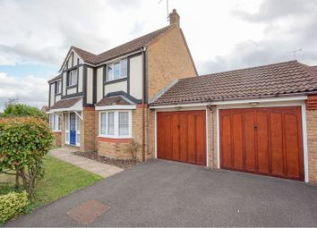 Thumbnail 4 bed detached house for sale in Neptune Gate, Stevenage