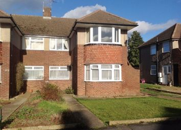 Thumbnail 3 bedroom maisonette to rent in Stanton Close, West Ewell, Epsom