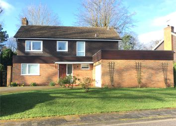 4 bed detached house for sale in Woodmancourt, Off Mark Way, Godalming, Surrey GU7