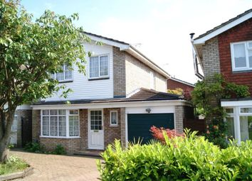 Thumbnail 4 bedroom detached house for sale in Wey Close, Ash, Guildford, Surrey