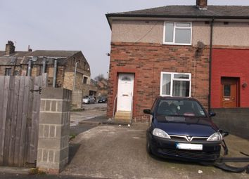 Thumbnail 2 bed semi-detached house to rent in Sewell Road, Bradford